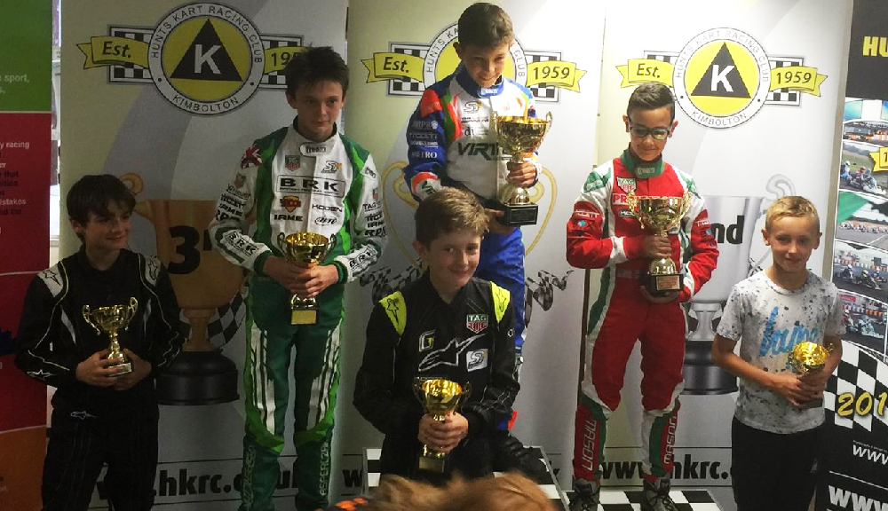 East Anglian Cup Race Report