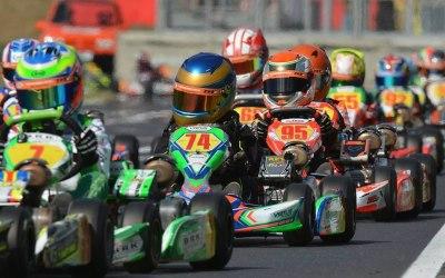 Kartmasters British Kart Grand Prix 2016