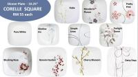 Corelle Square - Dinner plate (end 3/23/2016 2:15 PM)