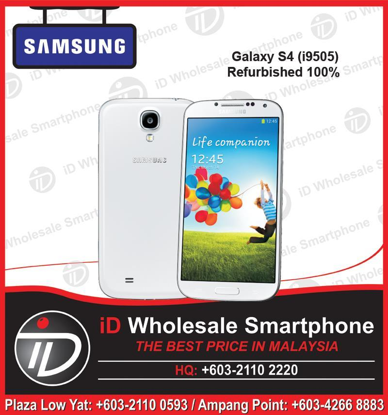 Samsung i9505 galaxy s4 smart phone specification pictures