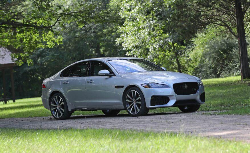 RENT Jaguar XF