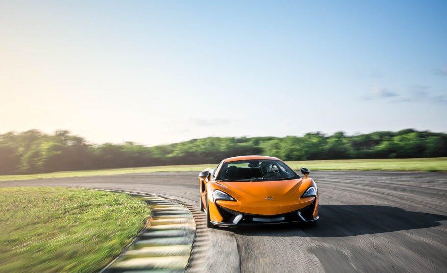 Rent McLaren Las Vegas