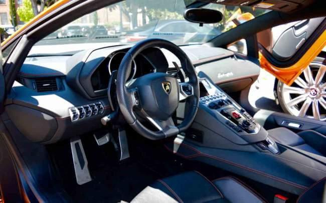 777 Exotics Lamborghini Rental