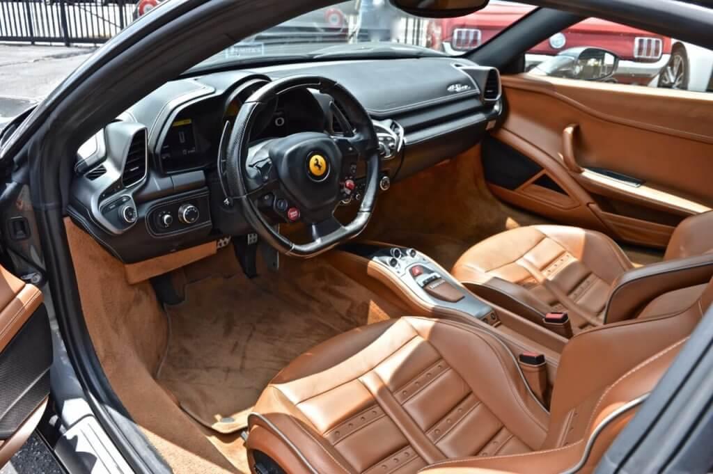 Exotic Ferrari Rental
