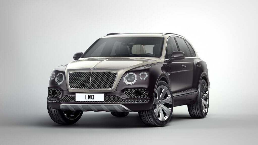 Bentley Bentayga Mulliner Rental