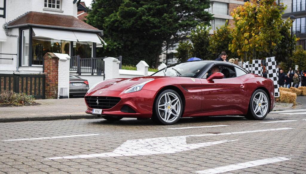 Ferrari California T 777 Exotics