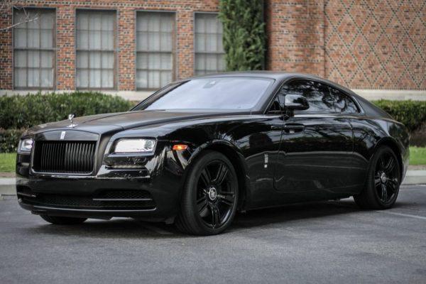 Rolls royce wraith rental | Exotic Car Rental Los Angeles | Beverly Hills
