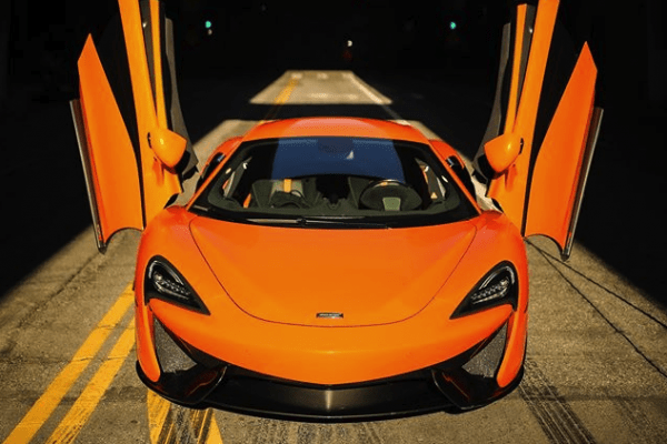 mclaren570S-600x400 Who else is ready for the weekend? Our Mclaren 570s sure is!