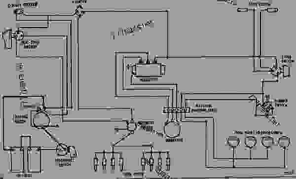 wiring diagram for john deere 830