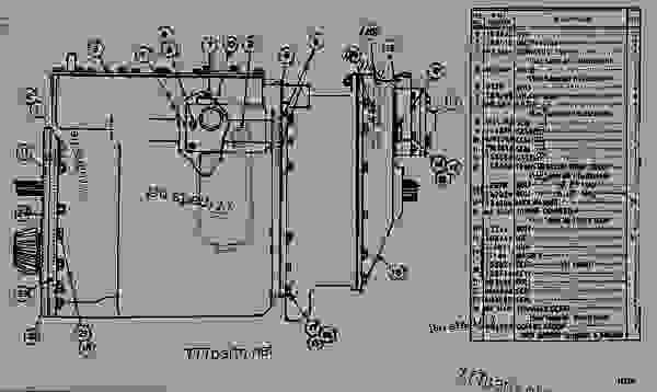 caterpillar 3406b engine diagram