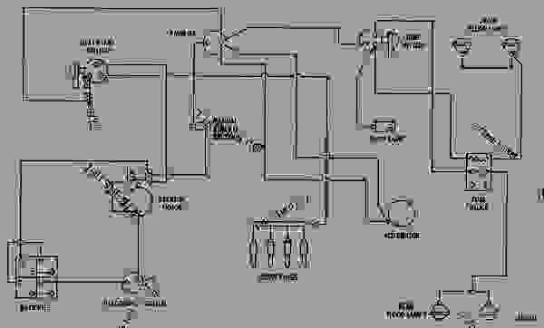 dixie alternator wiring diagram