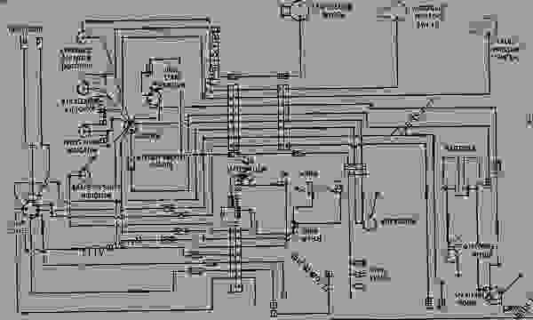 Cat Skid Steer Wiring Diagram Wiring Schematic Diagram