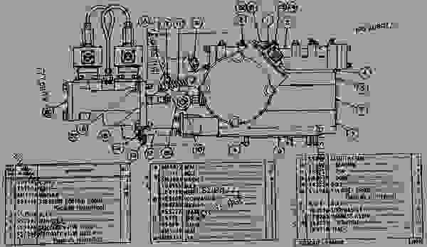 cat 627f wiring diagram