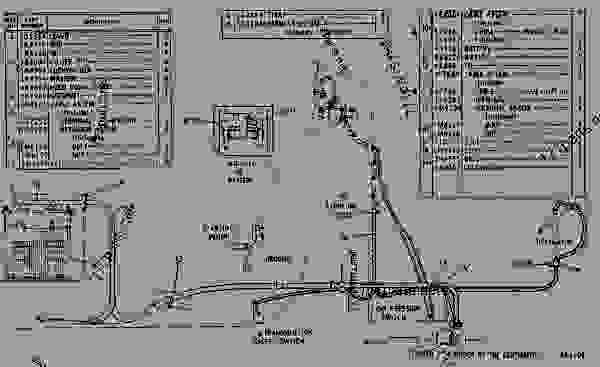 CATERPILLAR D3 WIRING HARNESS - Auto Electrical Wiring Diagram