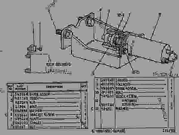 3406e starter wiring diagram