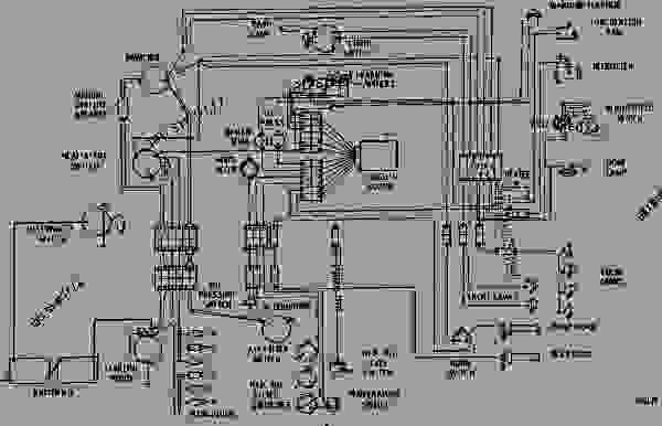 4430 cab wiring schematic