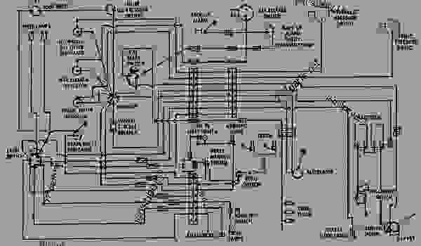 parts scheme wiring diagram engine machine caterpillar d343 824b