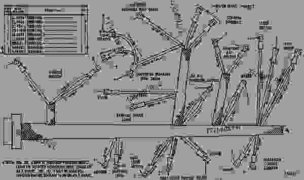 HARNESS WIRING 627B CATERPILLAR SCRAPERS - Auto Electrical Wiring