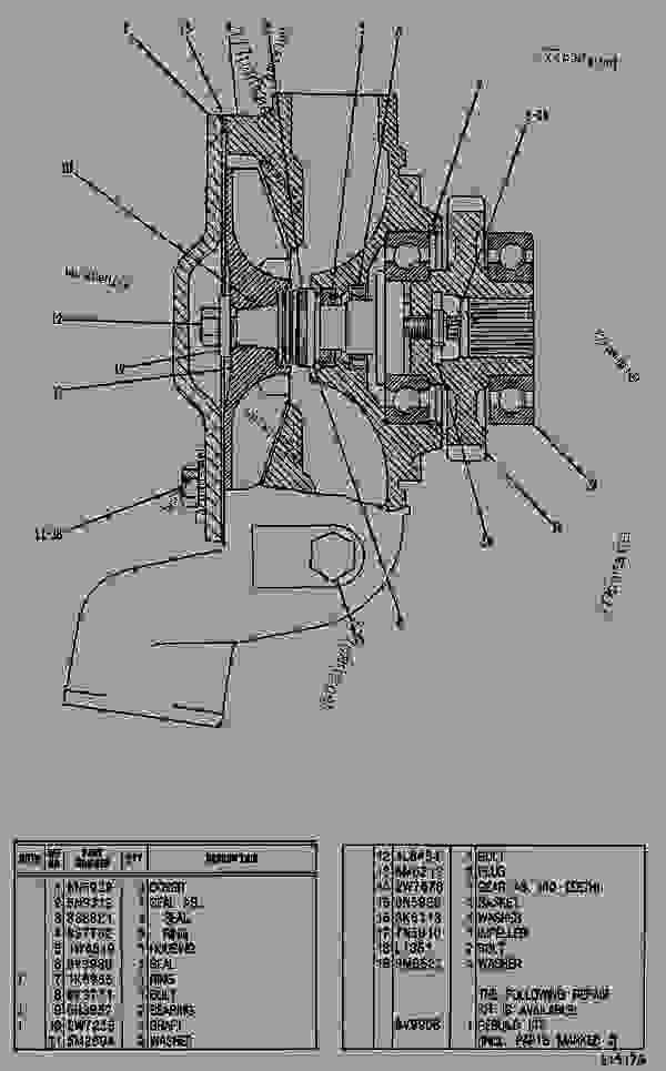 3116 Cat Starter Wiring - Free Wiring Diagram For You \u2022