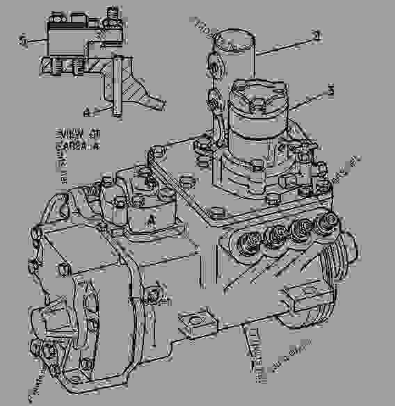 caterpillar 3208 wiring diagram