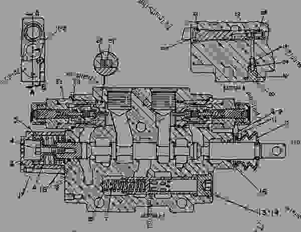caterpillar d6r wiring diagram