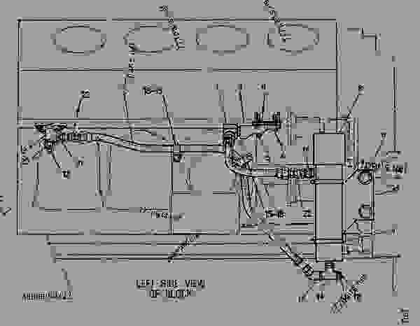 wiring diagram for 3512b