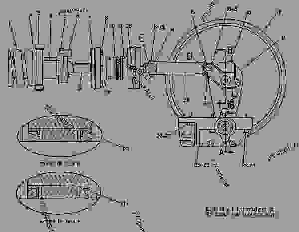 caterpillar d4 wiring diagram together with bobcat wiring diagram