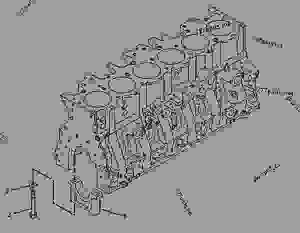 cat 3176 engine diagram