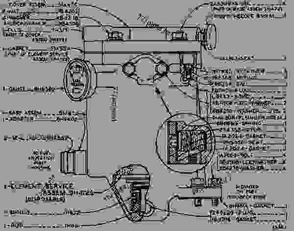 marine diesel engine fuel filters