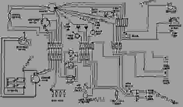 cat mini excavator wiring diagram