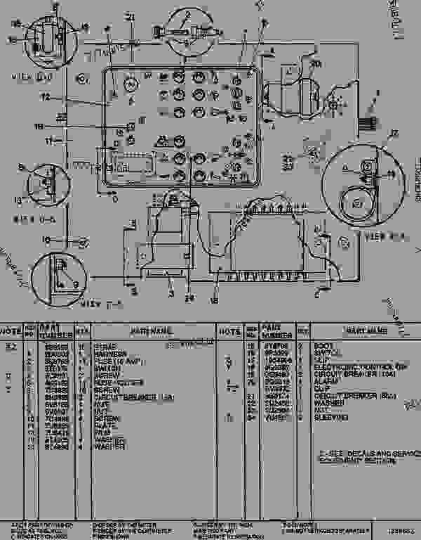 cat 216b wiring diagram