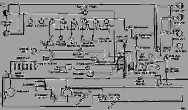 ELECTRICAL SYSTEM WIRING DIAGRAM - OFF-HIGHWAY TRUCK Caterpillar