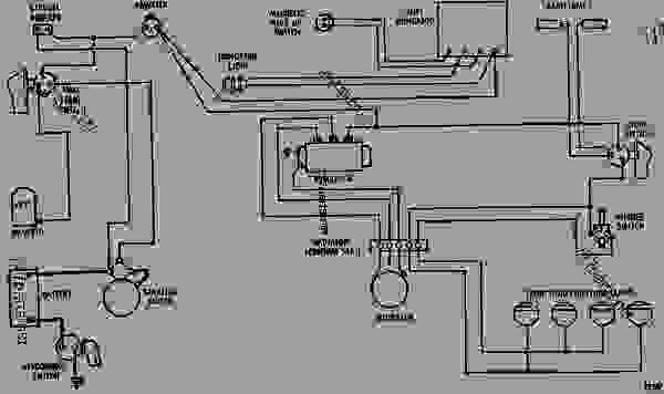 caterpillar alternator wiring diagram 906