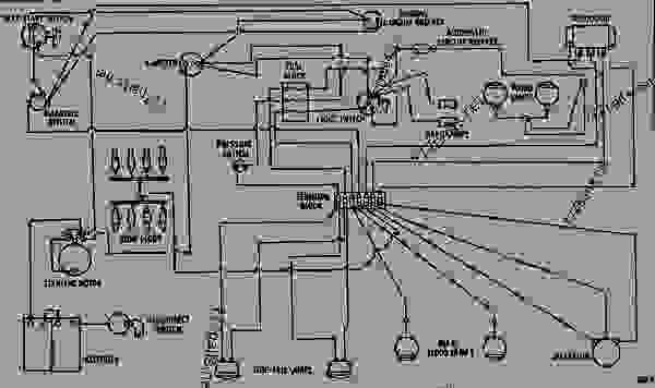WIPER MOTOR WIRING DIAGRAM BOBCAT 777 - Auto Electrical Wiring Diagram