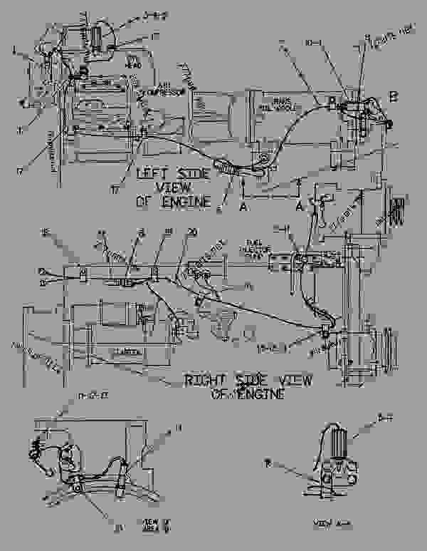 cat 3126 engine diagram