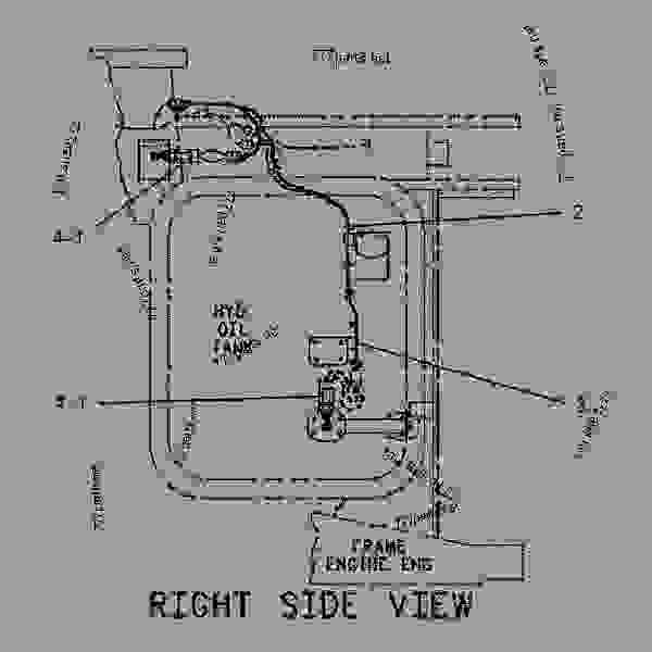 komatsu dozer starter solenoid wiring diagram