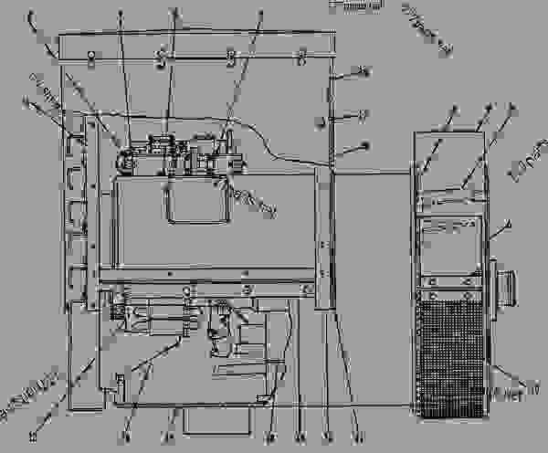 480 volt generator set wiring diagram
