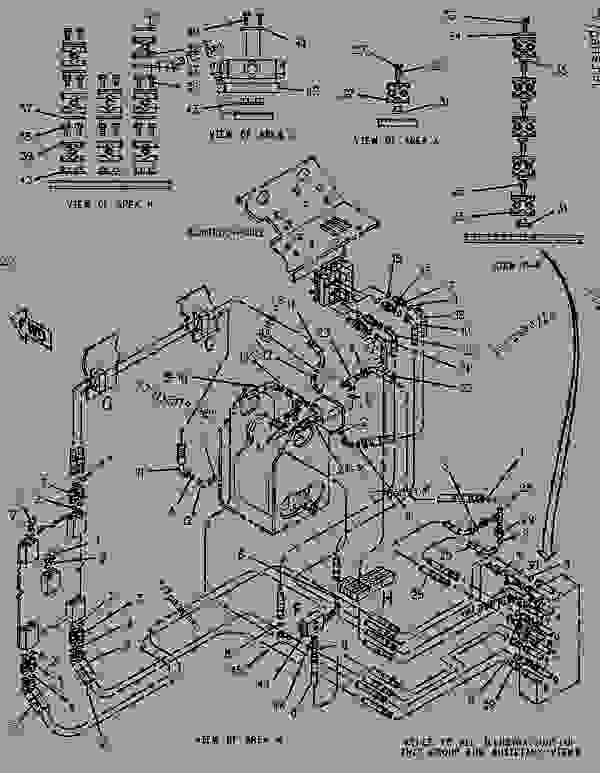 caterpillar 3408 parts diagram