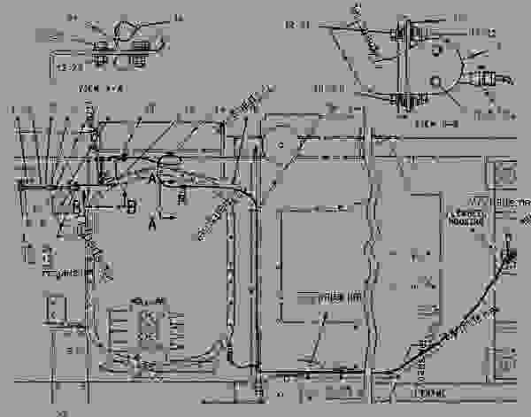wiring diagram for tractor challenger 865b