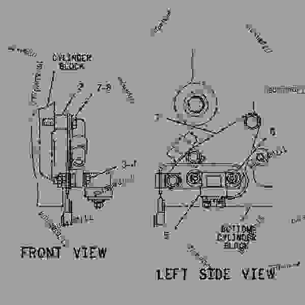 Cat C12 Schaltplang Auto Electrical Wiring Diagram