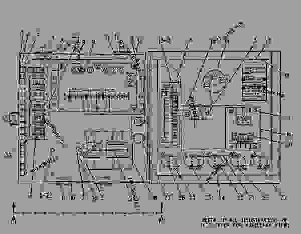 caterpillar 3412 wiring diagram