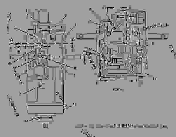 caterpillar 3516 wiring diagram