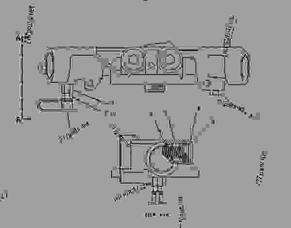 3406e caterpillar engine diagram heater