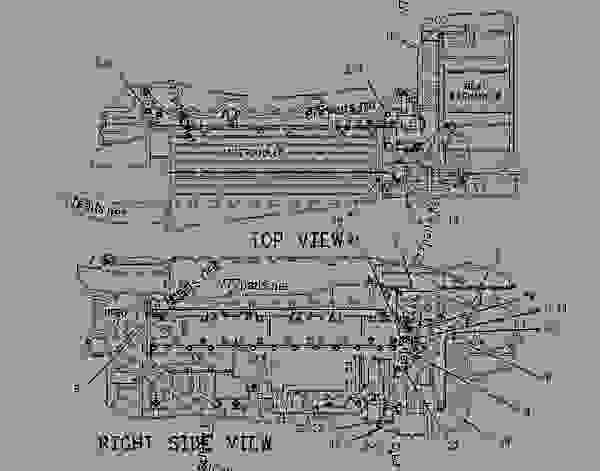 Cat C15 Engine Diagram Lifters electrical wiring diagram symbols