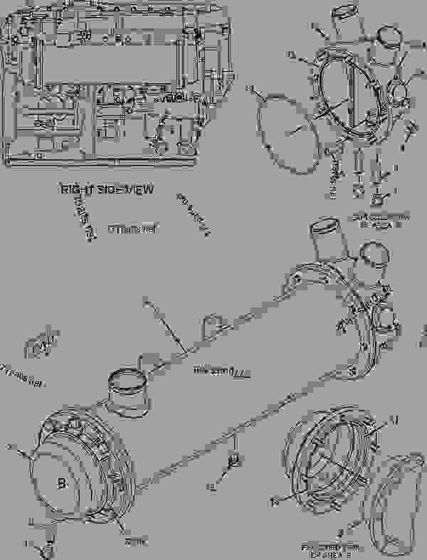 c12 engine diagram