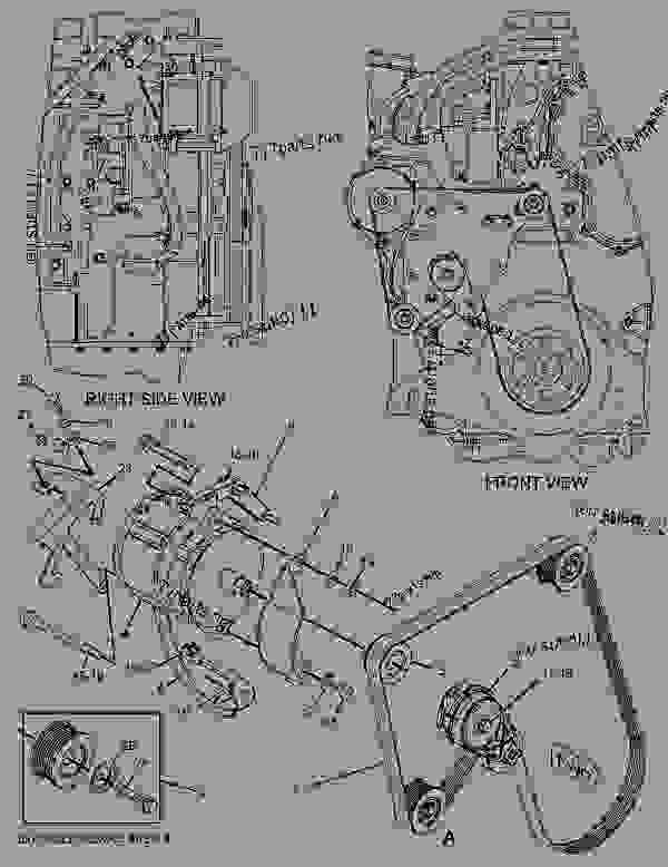cat c15 engine diagram 2004