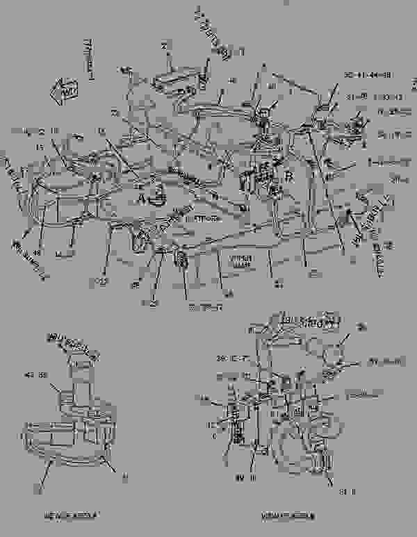 caterpillar 302 5 wiring diagram