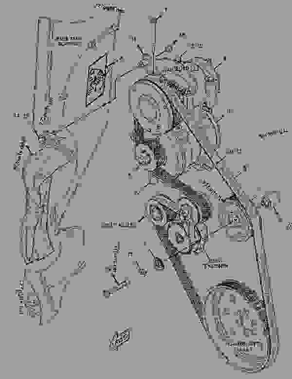Cat C11 Belt Diagram Wiring Diagram Library