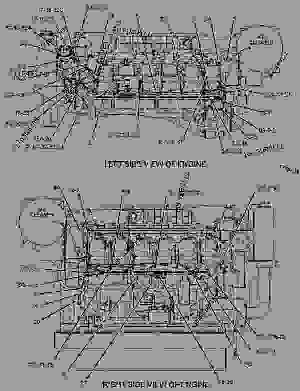 marine electrical diagram