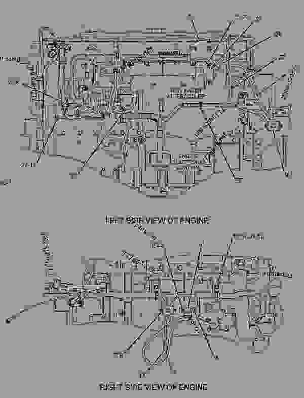 C11 Cat Engine Diagram Diagram Wiring Diagram Schematic